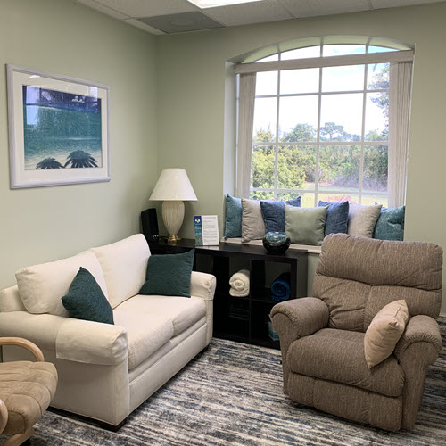 Lori Burke Clinical Hypnotherapist - Office